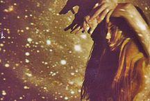 Mystical / Eerie yet enchanting.