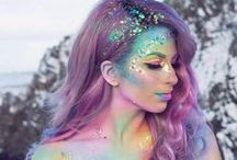 costume // make up