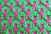 Вязание крючком - узоры