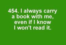 Order of Obsessive Reading