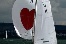 Nautical <3 / Inspiring pictures of sailing, sea and oceans. Lighthouses, sailboats, lovely sails. With <3.