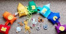 Развивающие игрушки и занятия