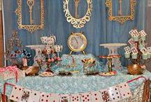 Tea Party / Tea Party Ideas, decorations, outfits, fashion, photography, food, drinks, tea, little girls