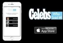Celebswhosaidit / Fun and free game for Iphone.