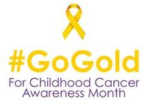 Childhood Cancer Awareness / September is Childhood Cancer Awareness Month. Join PCRF in the fight against pediatric cancer by raising awareness about this devastating disease and encourage others to #GoGold in the month of September.