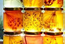 honey / Honey is one of the important ingredients that is in almost all our products.