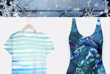 Seasonal Artistry: Trends Winter Spring Summer and Fall / All weather fashion and decor