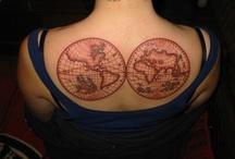 Tattoos / by Sara Estrada