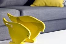 urban winter tones - yellow and gray / צבעוניות אורבנית אופנתית - שילובים של צהוב ואפור