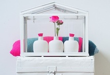 sweet tones - pink and teal / turquoise / מתיקות של ורוד ותכלת - לא רק לילדים