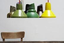fresh tones - yellow and green / לרענן את הסלון ברגע עם גוונים עליזים של ירוק וצהוב