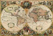 Archaeological Maps / Some of our favorite archaeological maps!