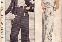 Case 2: Wide legged trousers