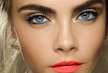Cara Delevingne <3 / I think Cara Delevingne is amazing. Perfection in a person.