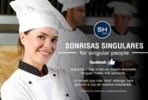 Sonrisas Singulares / Concurso para empleados de SH Singular Hotels -  https://www.facebook.com/ShSingularHotels