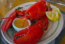 Lobster & Shrimp / Paradise / by Fukumi Oku