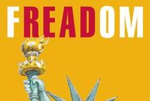 Banned Books Week / Fight censorship, read a banned book today!