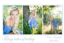 Fairy tales of today / Vrijwerk project; sprookjes in een hip jasje.  Mmv Marvellous ( haar en visagie )