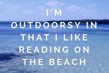 Books to take on Vacation / Fun reads for a vacation to the beach or anywhere else!