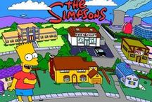 the   simpsons / caio