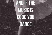 Dance / We skipped the light fandango... / by Eileen Simmons