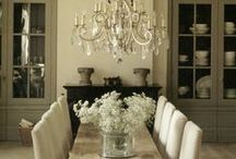 Keep it classic / Timeless decor ideas for those with classic style