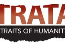 Strata: Portraits of Humanity / This board contains images and video clips of TAC's monthly half-hour video magazine, Strata: Portraits of Humanity!