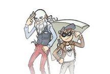 """La Brigade des Inventifs / La """"Brigade des Inventifs"""", est un livre jeunesse illustré sur les inventions, qui raconte les aventures d'une équipe de """"super-héros"""" de l'inventivité !"""