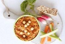 Snack / Tasty veggie and vegan snacks