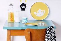 Interiors / Making a house a home