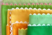 Sew / Measure twice, cut once / by Bibelot Magazine