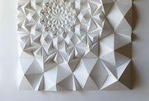 Декорации из бумаги