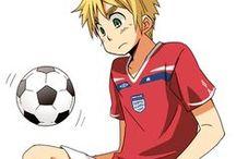 BD FOOT / Le football, la balle ronde en BD, Comics ou encore manga