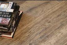 Grey Oak Flooring / Grey tone engineered Oak flooring in rustic and modern styles to suit all interiors. #GreyOakFlooring