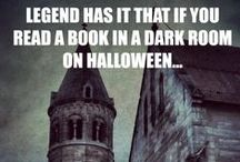 Creepy Reads / BooOoooOooooOOOOoks to get you in the spirit of October!