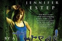 Elemental Assassin Cast By Ivana / Ivana casts the characters in the Elemental Assassin series by Jennifer Estep. View book reviews at http://onebooktwo.com.