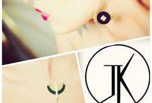 Julie Kieffer Création / Création de Bijoux