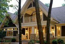 Home Designs / by Jena Bright
