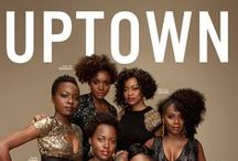 Covers / UPTOWN Magazine Covers