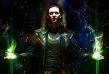 Avengers (OK, mostly Loki) / These movies don't even need a plot.... / by Julie Waraksa