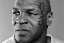 "Mike Tyson  / Everything mike Tyson...  I'm not a big fan of ""iron mike"" I like the new mike!   New morals, new person, new idol"
