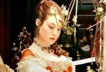 Movies/series female costumes