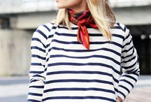 Parisian (aka Stripes!)