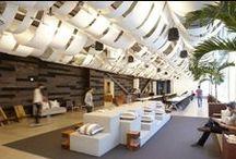 Bureaux - Le Best Of / Ces espaces de travail où il fait bon vivre.