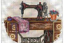 Xszemes/Cross stitch