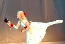 Ballett og moderne dans. / Anemone ❤️