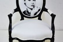 Kule stoler - 1 / En stol skal ha flere egenskaper - bo godt i rommet, være fantastisk å sitte i - eller på - og være fiin!