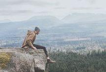 Sjö&Hav Hiking / Livet på fjället