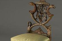 Kule stoler - 2 / Her er fortsettelsen på Kule stoler! Rare, stilige, fine, men alle er nok ikke like gode i bruk :)