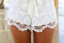 White fashion inspirations